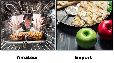 EFT Amateur Vs Expert